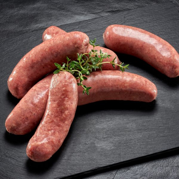 0411 LAMB SAUSAGES X 6
