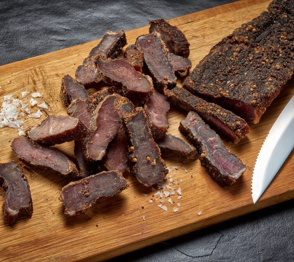 how to fly with biltong
