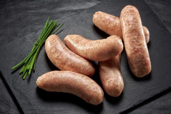 0494 CHICKEN SAUSAGES X 6