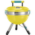 Park-Portable-Braai - Yellow