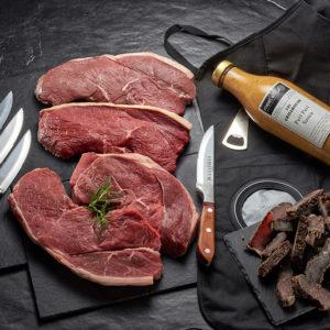 Steak Lover Rump gift pack