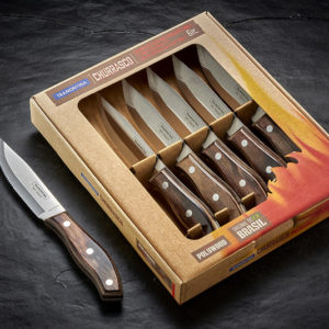 Tramontina Jumbo Steak Knives