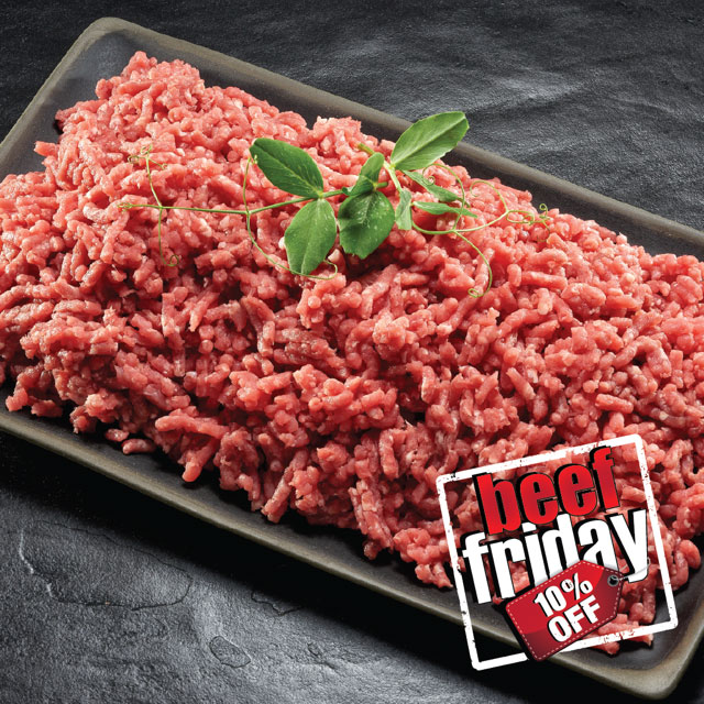 Lean Mince Special