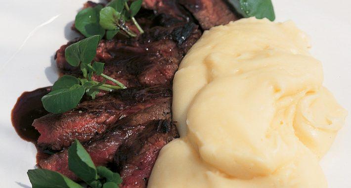 Marinated Rump Steak