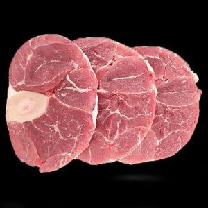 Sliced Shin with bone